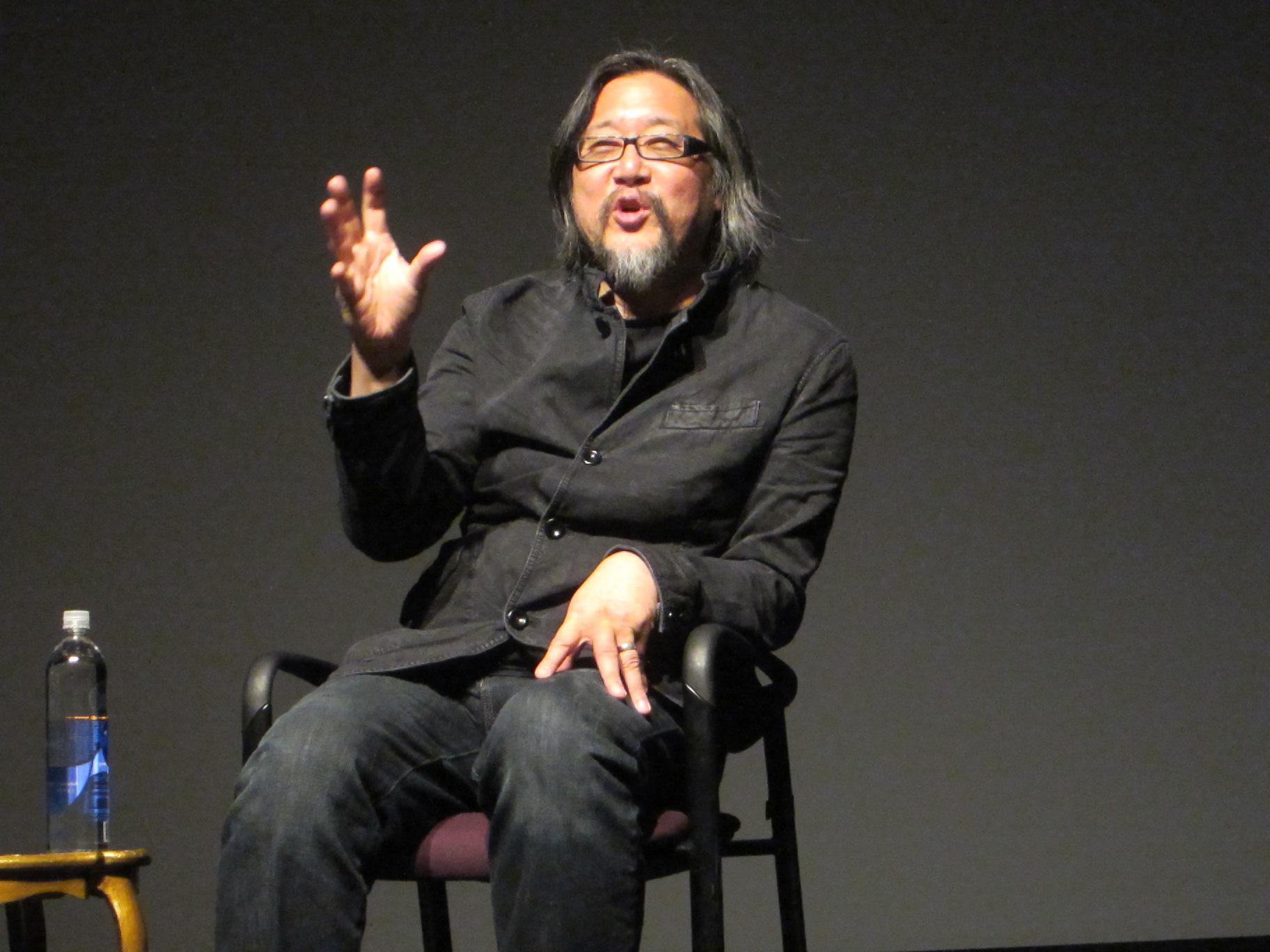 2013 Visiting Artist Stan Lai